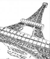 Colección Ciudades Eiffel - Cuadro impreso