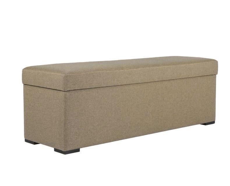 Arcon pie de cama modelo Genova, colección Toscana - Arcon pie de cama modelo Genova, colección Toscana