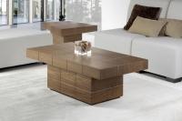 Mesa baja de diseño - Mesa baja de madera