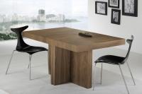 Mesa de comedor extensible moderna - Mesa de comedor