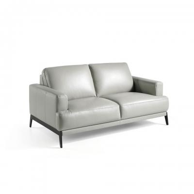 Sofá tapizado en piel 5653
