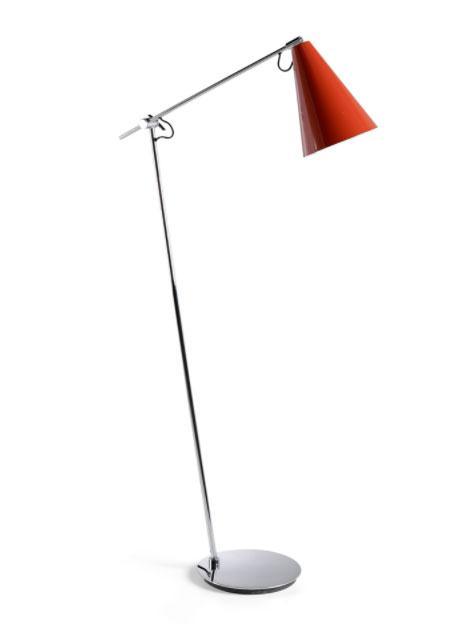 Lampara de pie P1147 - Lampara de pie P1147, Lámpara de Pie de acero