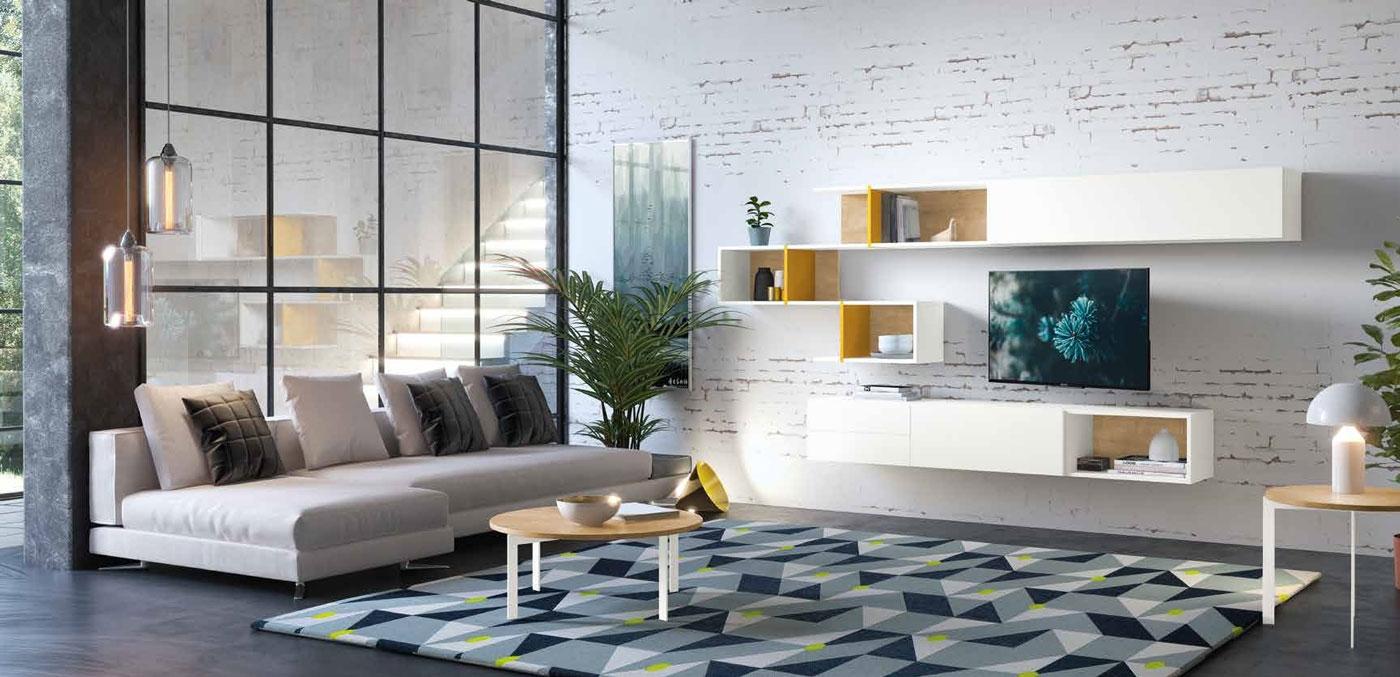 Salon Moderno colección Amazing, propuesta 02