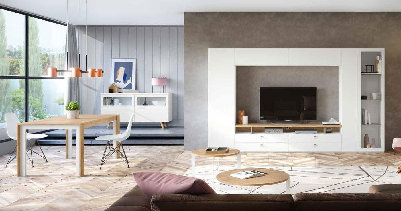 Salón Moderno colección Amazing, propuesta 15