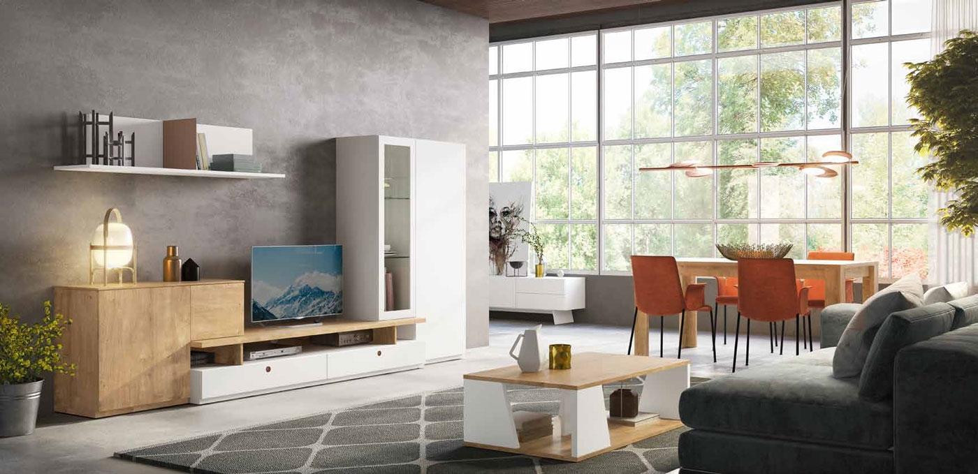 Salón Moderno colección Amazing, propuesta 25