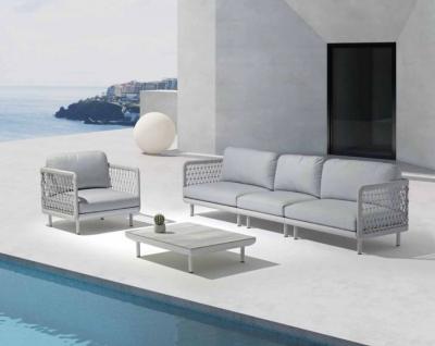 Sofa Modular y mesa centro Verona