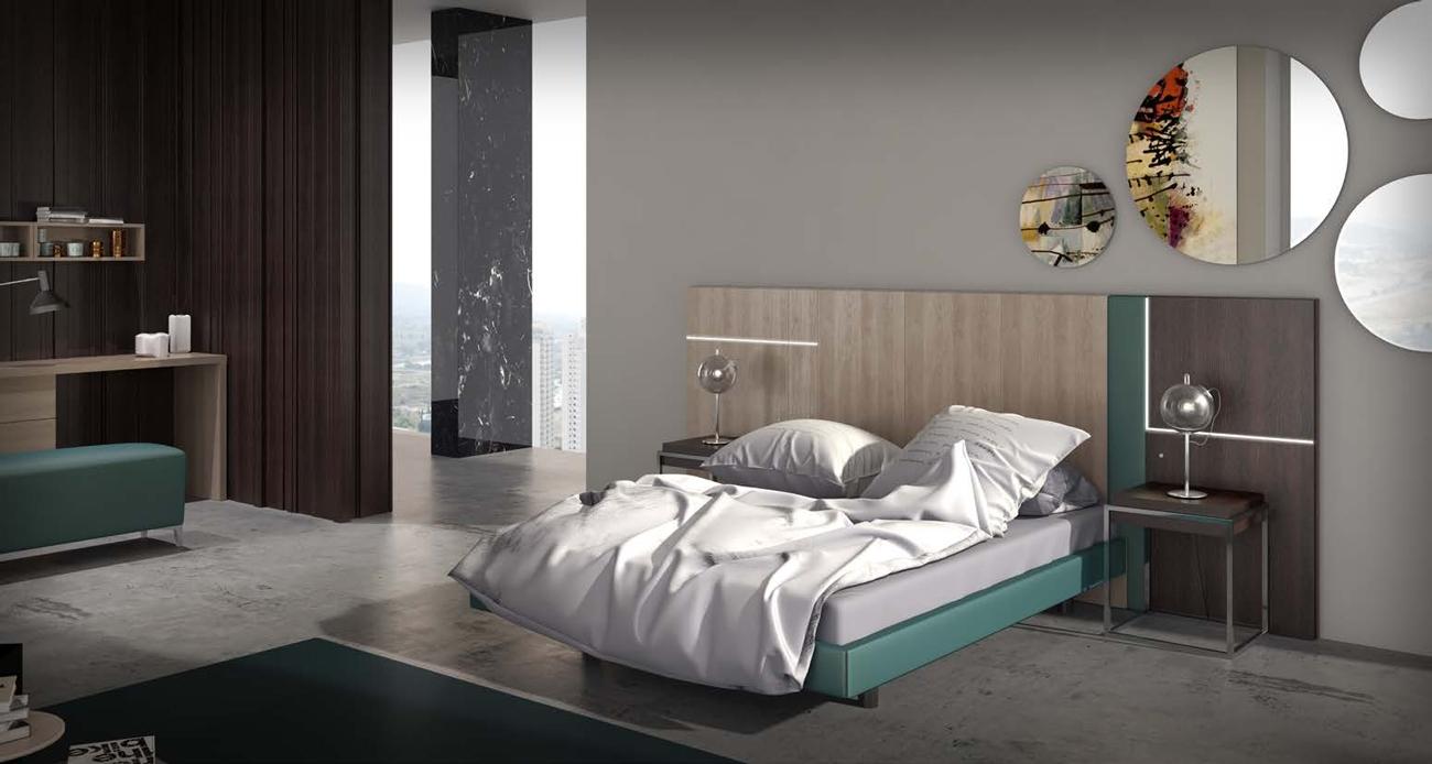 Composición Dormitorio Cosmos 15 - Composición Dormitorio Cosmos 15