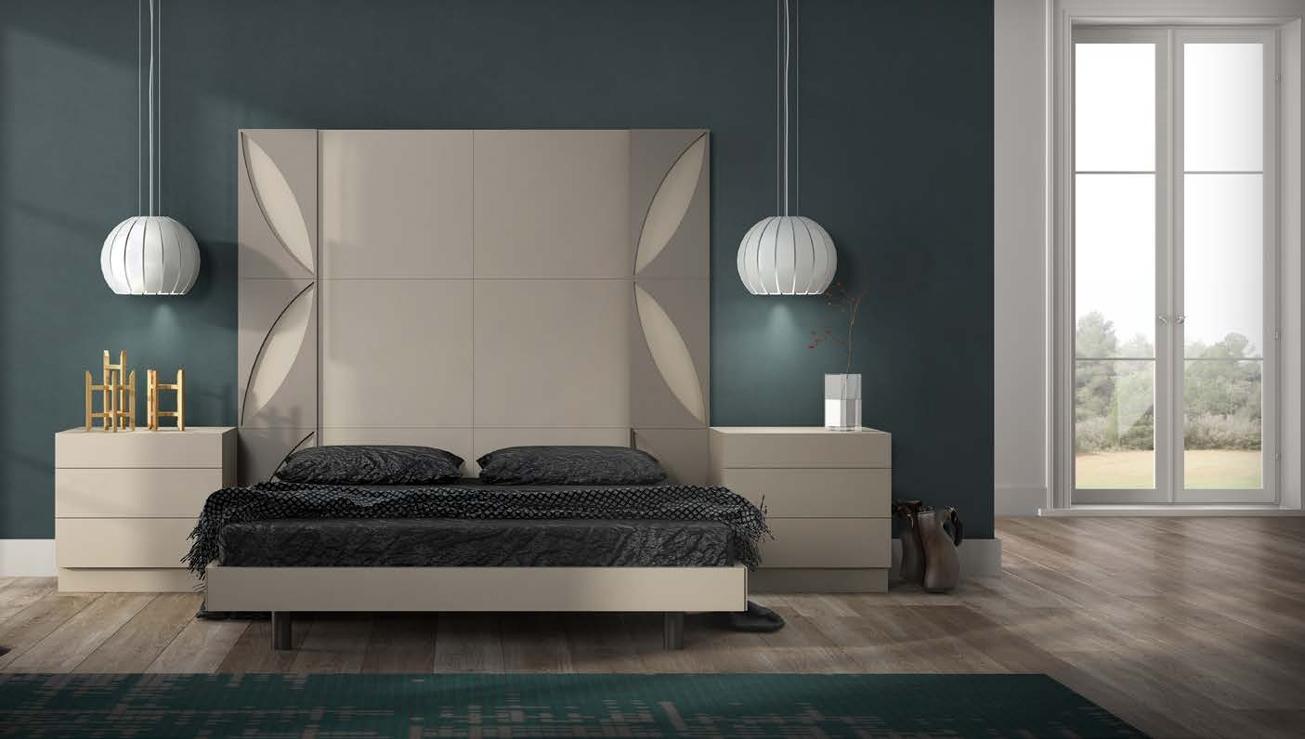 Composición Dormitorio Cosmos 24 - Composición Dormitorio Cosmos 24