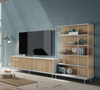 Salón Moderno Colección KAY 3.0 Ambiente K22