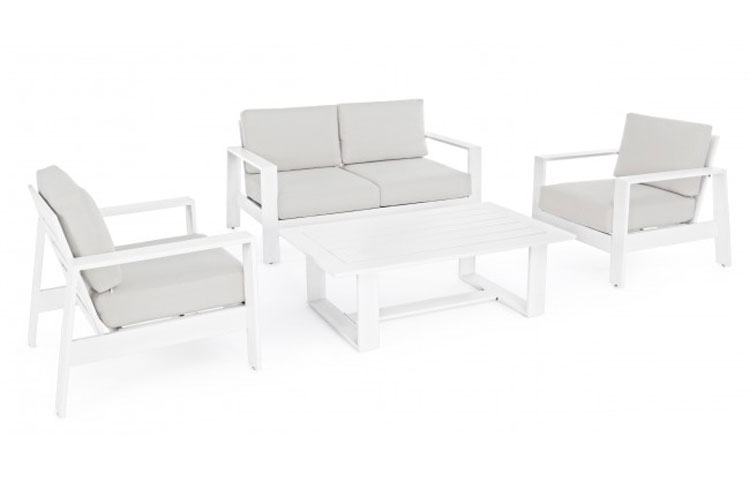 SET 4 CONJUNTO SOFA JARDÍN C-C ATLANTIC  - SET 4 CONJUNTO SOFA JARDÍN C-C ATLANTIC