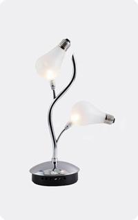 Lámpara de sobremesa Bulb - Lámpara de sobremesa Bulb