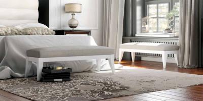 Banco pie de cama Goya