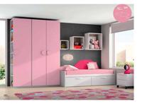 Cama de nido Pink - Cama Pink