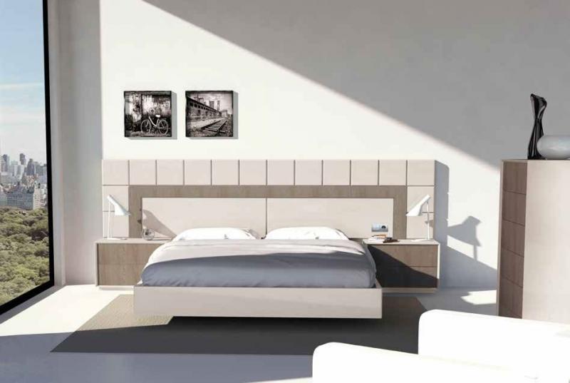 Conjunto de Dormitorio Cubik 2