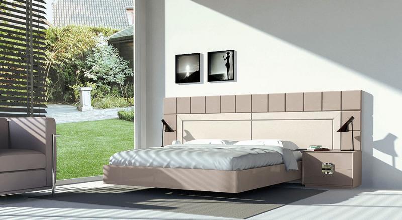 Conjunto de Dormitorio Cubik 3