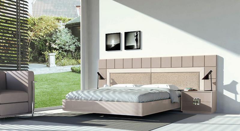 Conjunto de Dormitorio Cubik 4