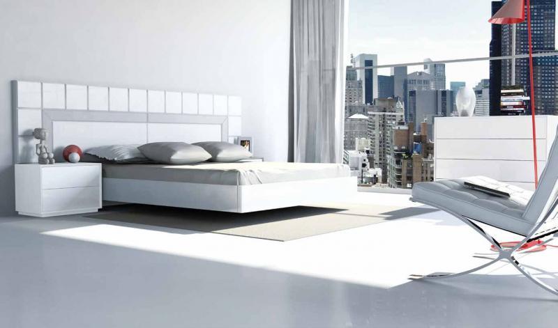 Conjunto de Dormitorio Cubik 1 - Conjunto de Dormitorio Cubik 1