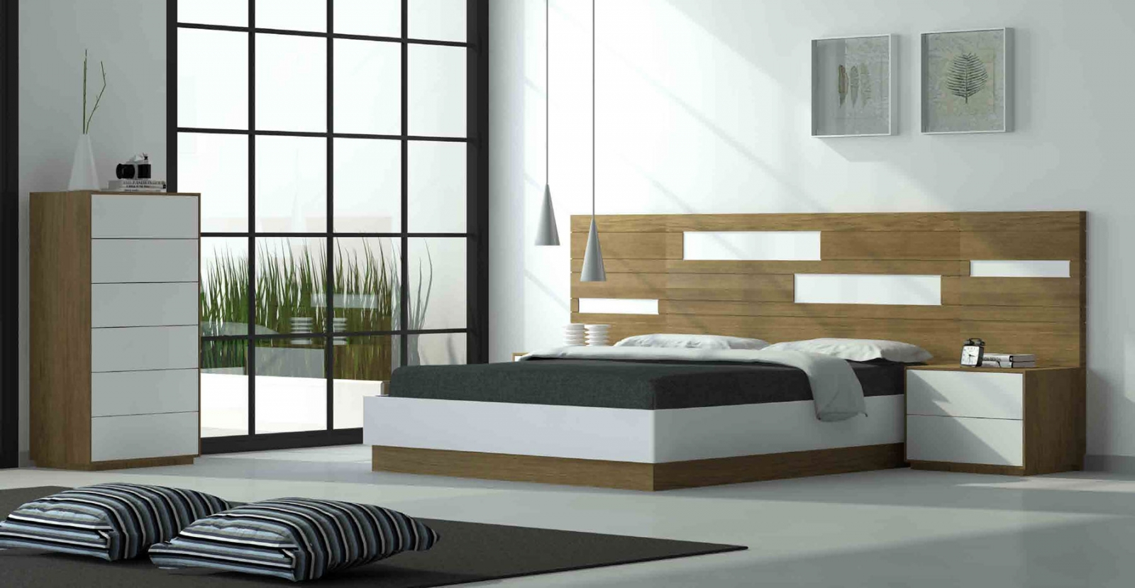 Conjunto de Dormitorio DANCE-2