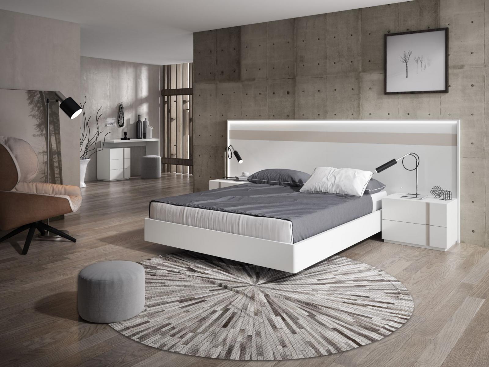 Conjunto de Dormitorio FINE-5 - Conjunto de Dormitorio FINE-5