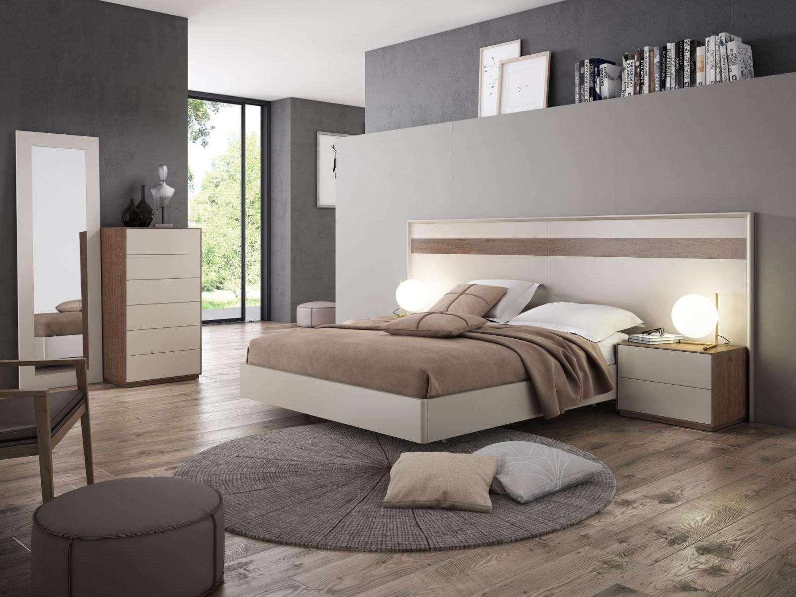 Conjunto de Dormitorio FINE-1 - Conjunto de Dormitorio FINE-1