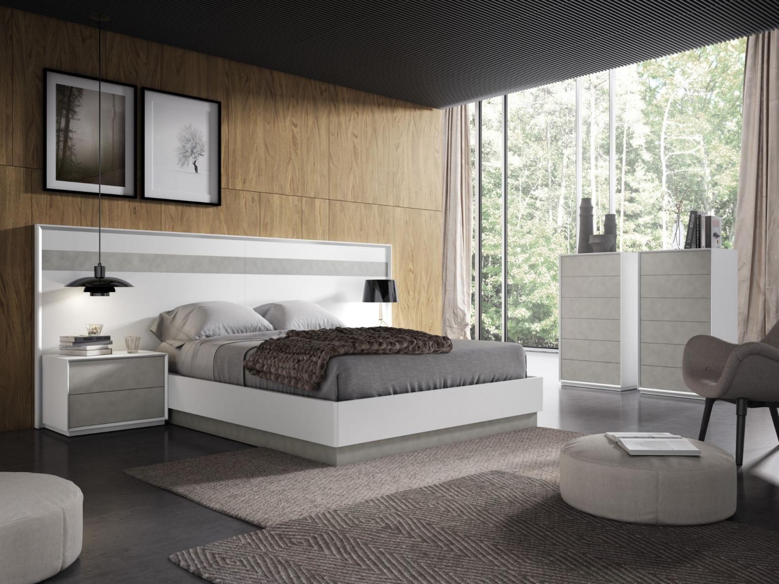 Conjunto de Dormitorio FINE-2 - Conjunto de Dormitorio FINE-2