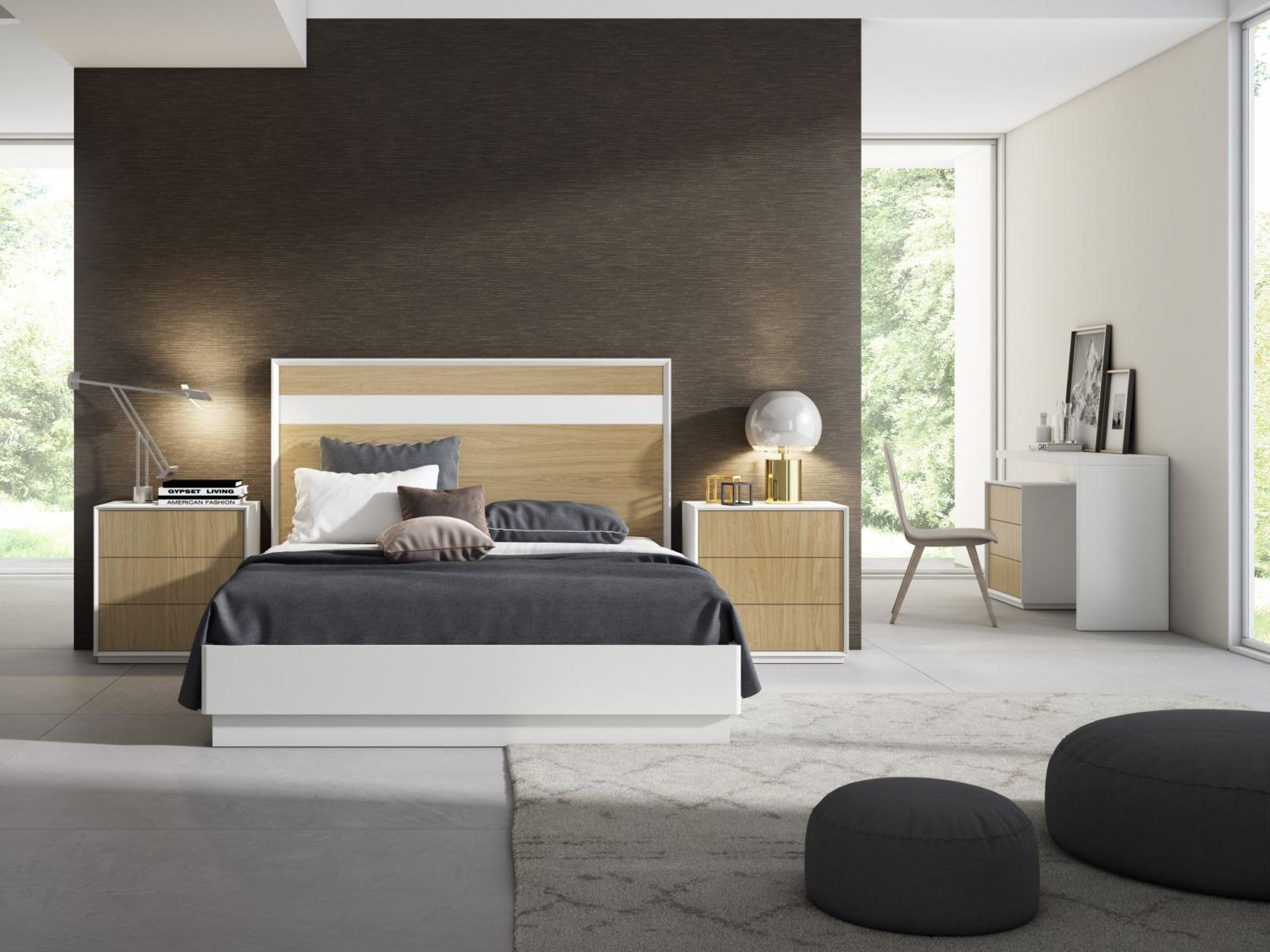 Conjunto de Dormitorio FINE-3 - Conjunto de Dormitorio FINE-3