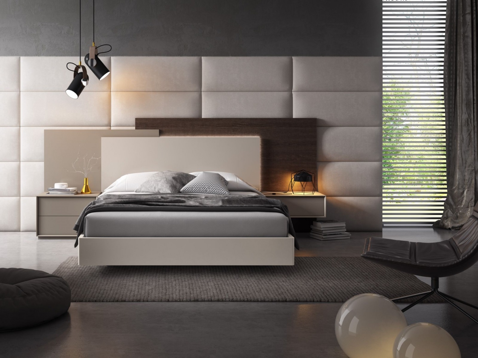 Conjunto de Dormitorio FREE-1 - Conjunto de Dormitorio FREE-1