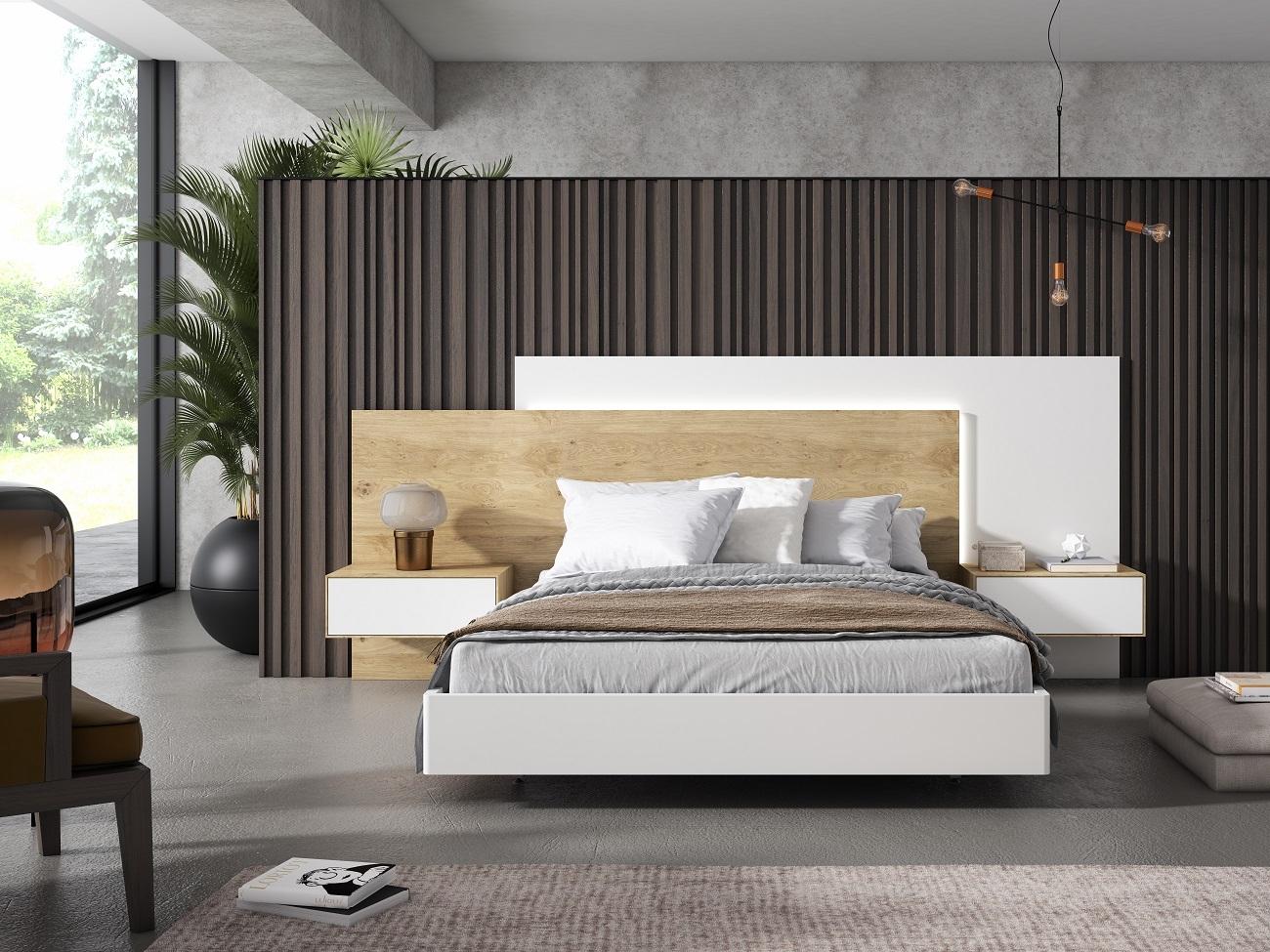 Conjunto de Dormitorio Ilusion Relax Free + Cube - Conjunto de Dormitorio Ilusion Relax Free + Cube