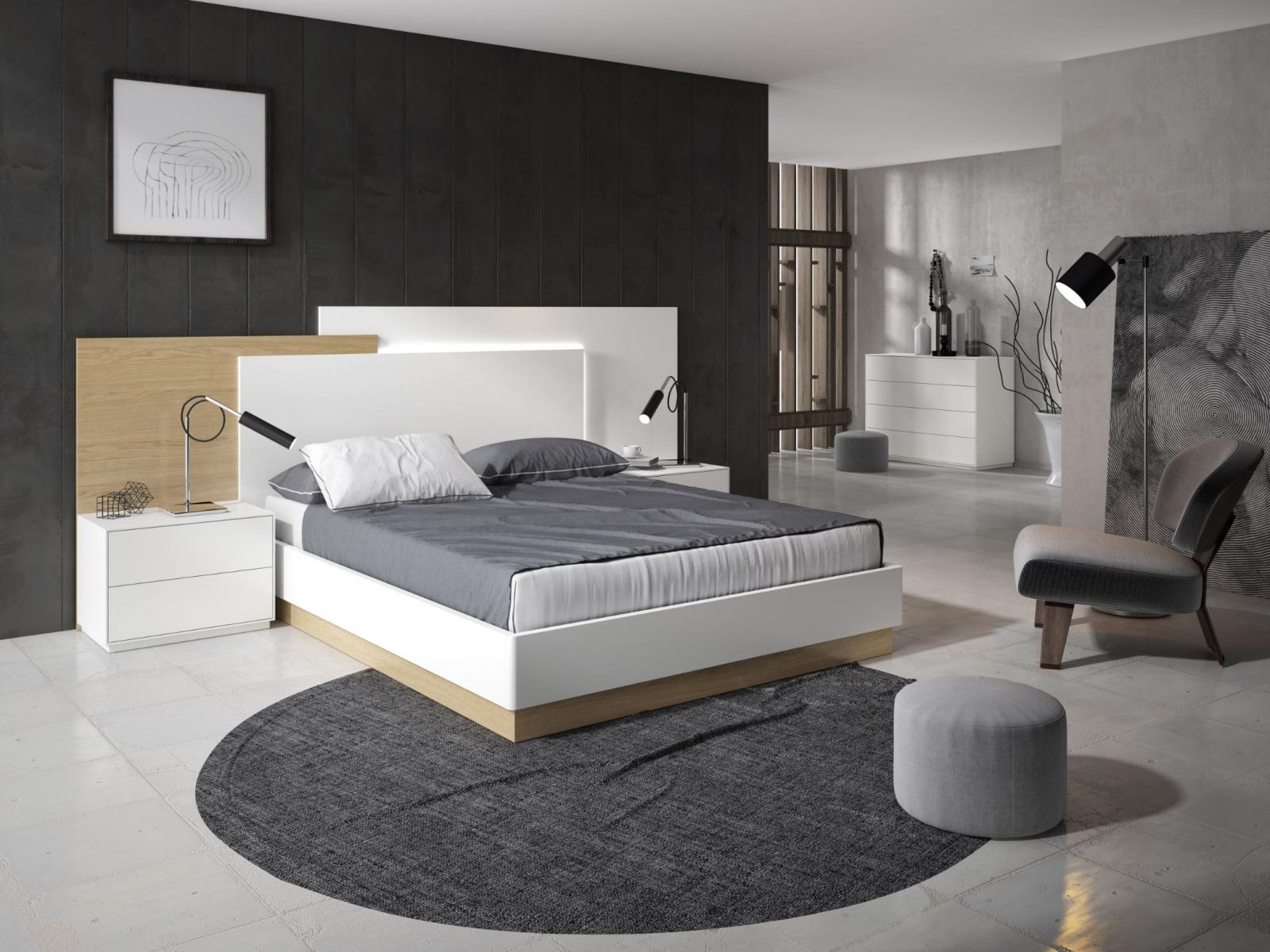 Conjunto de Dormitorio FREE-2 - Conjunto de Dormitorio FREE-2