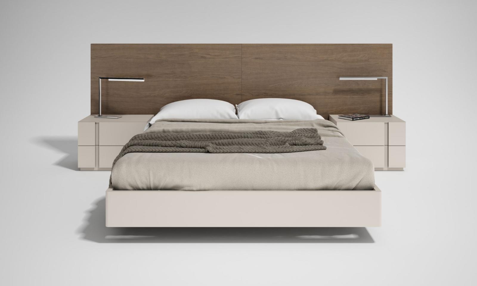 Conjunto de Dormitorio LOFT-3 - Conjunto de Dormitorio LOFT-3