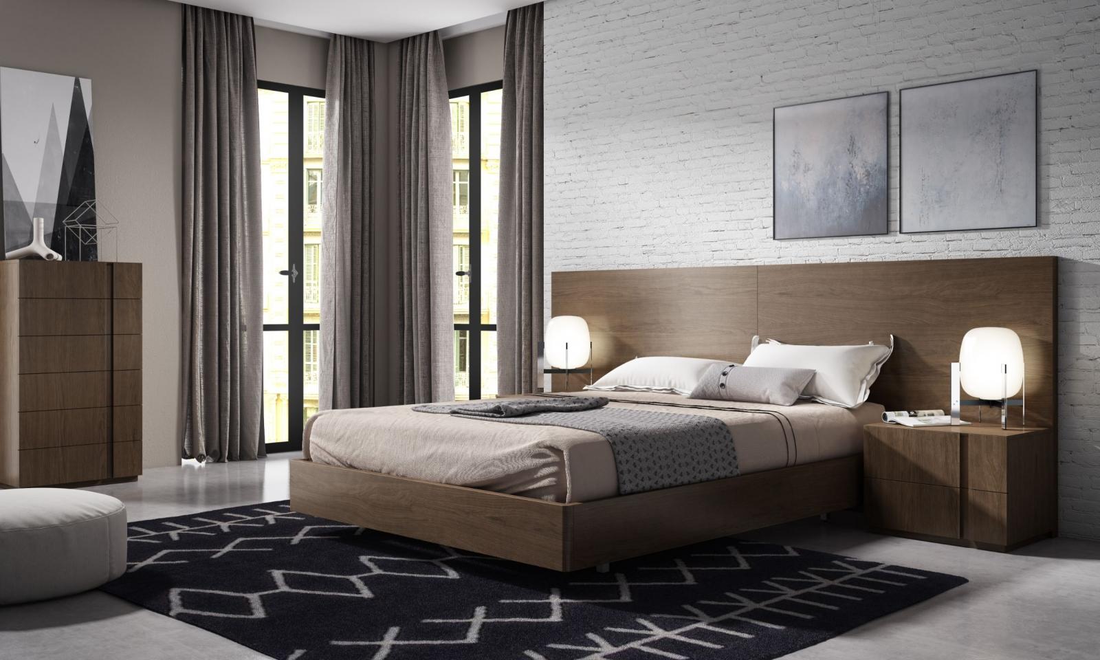 Conjunto de Dormitorio LOFT-4 - Conjunto de Dormitorio LOFT-4