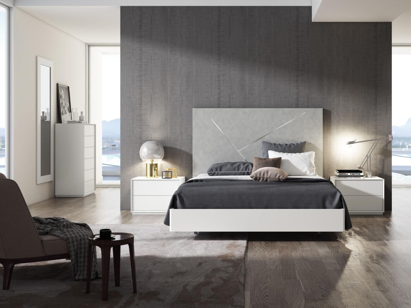 Conjunto de Dormitorio MINIMAL-5 - Conjunto de Dormitorio MINIMAL-5