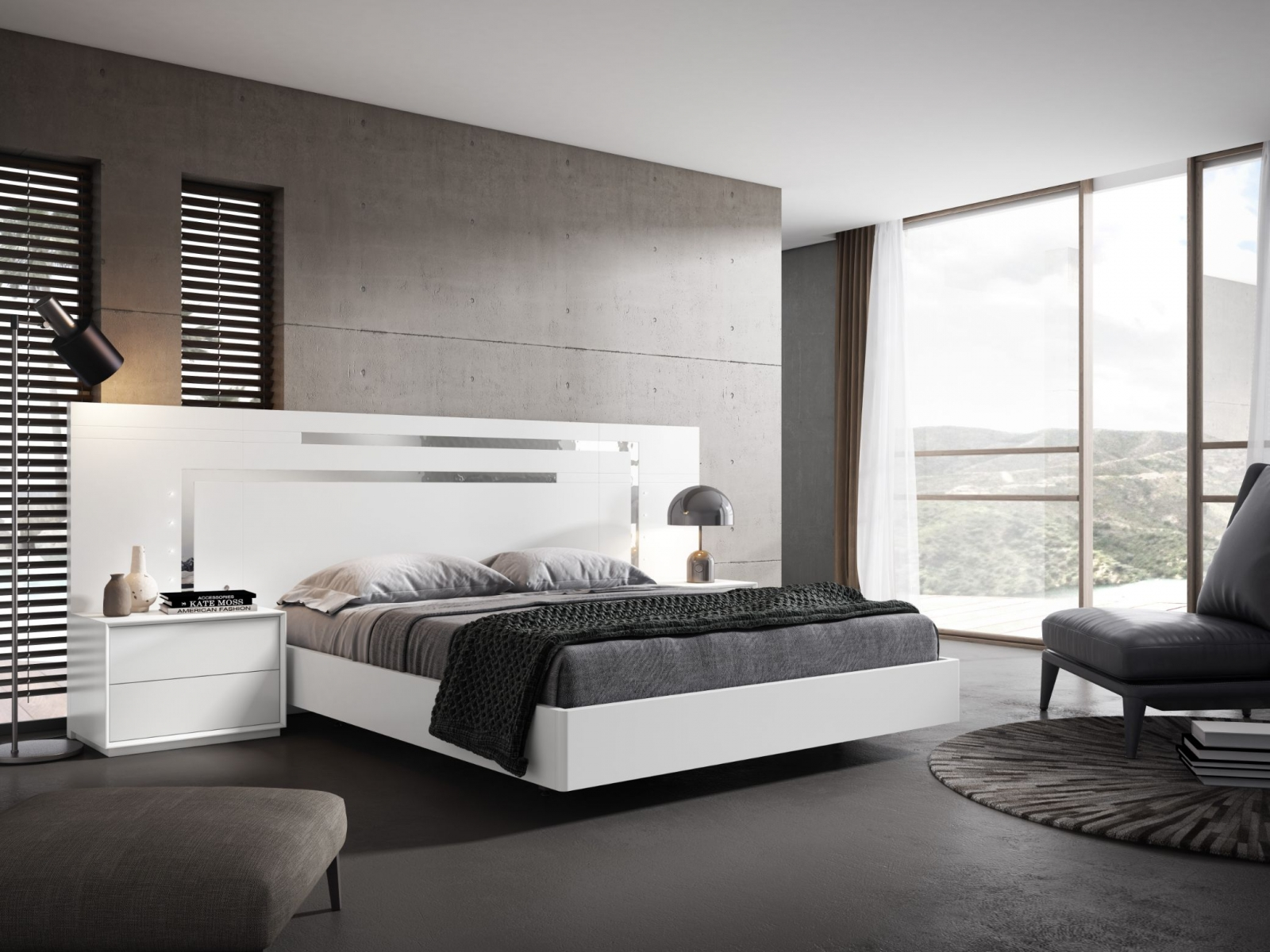 Conjunto de Dormitorio SUNSET-3 - Conjunto de Dormitorio SUNSET-3