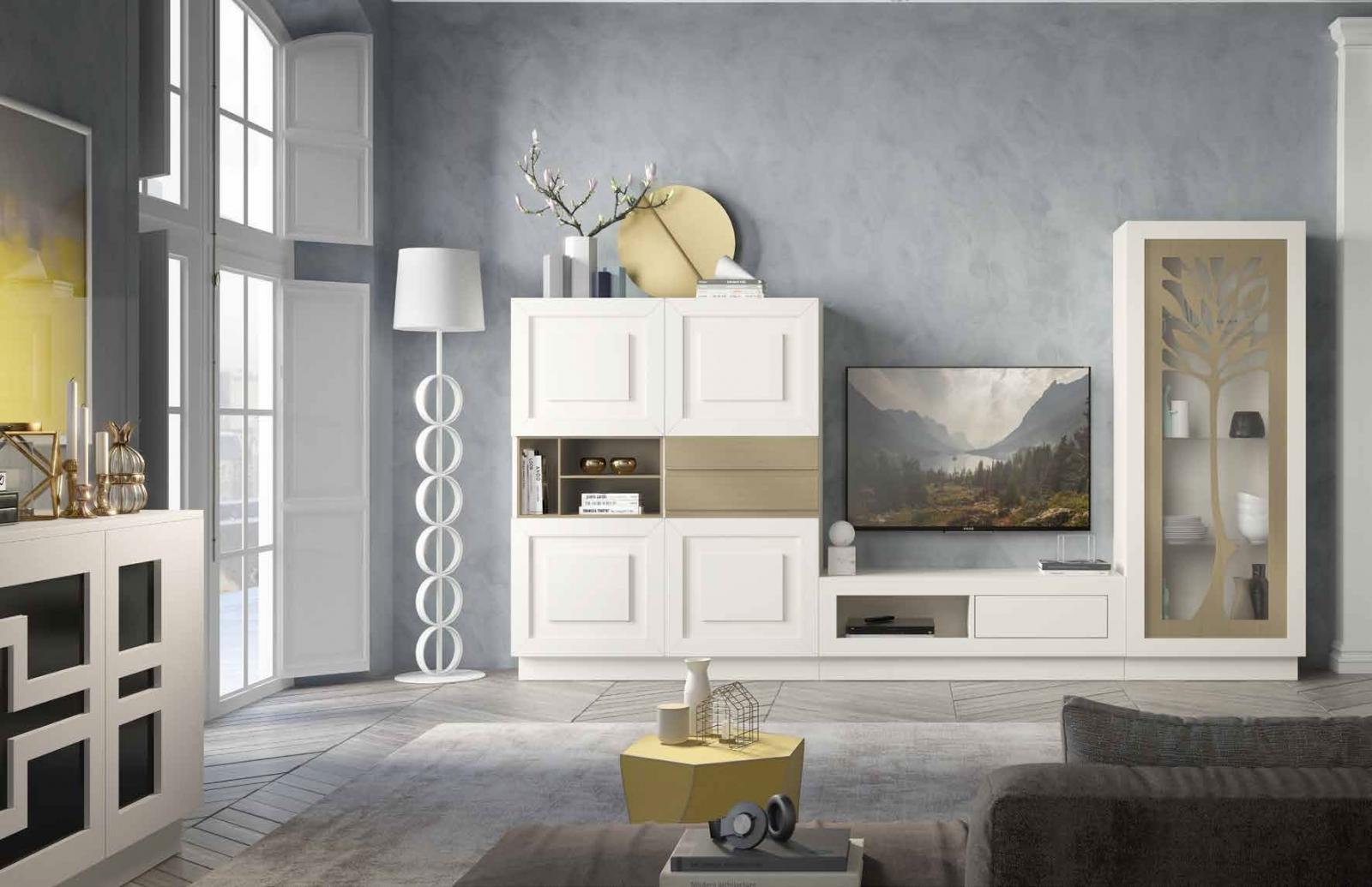 Mueble de Salón moderno PALACE 11