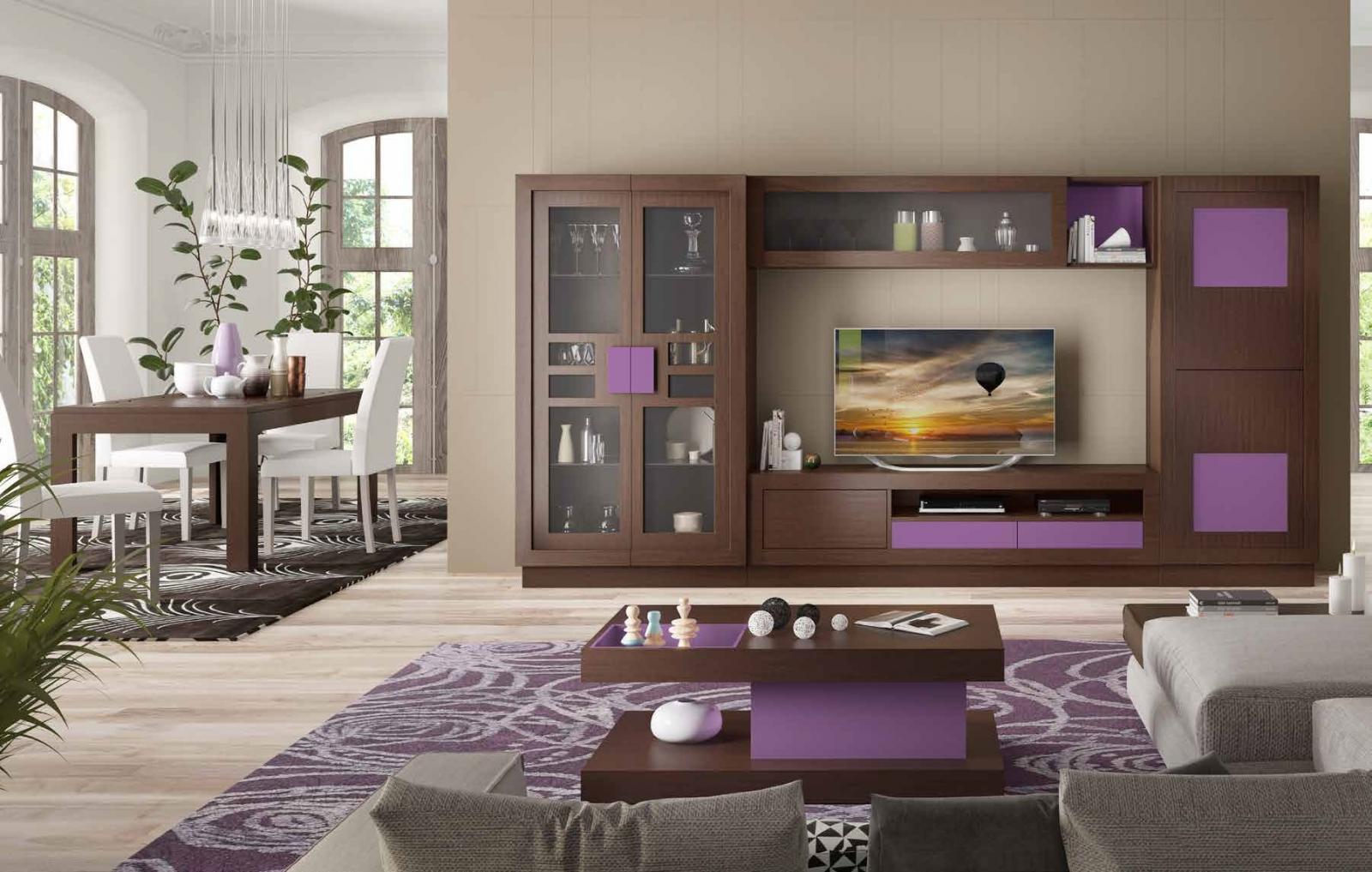 Mueble de Salón moderno PALACE 12