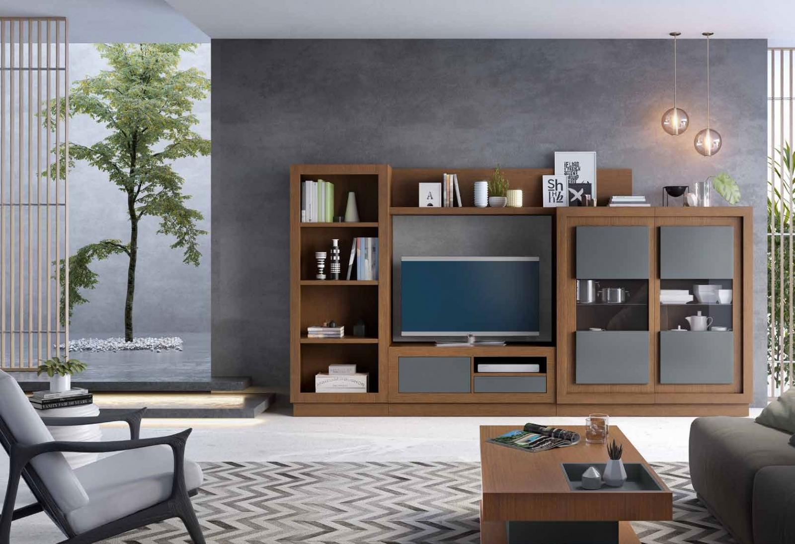 Mueble de Salón moderno PALACE 7
