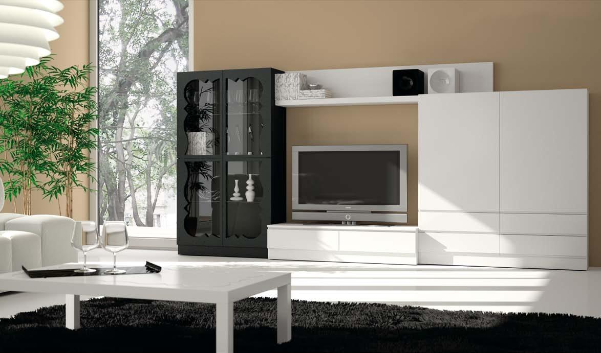 Salón Moderno LC13 LUCRECIA IN LOVE