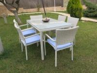 Comedor outdoor Perla - Set de comedor outdoor