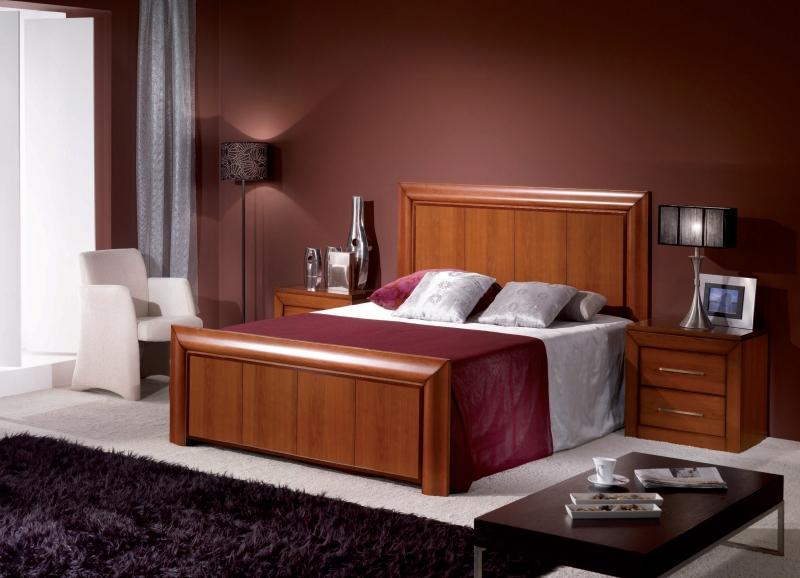 Dormitorio Canela - Dormitorio Canela, fabricado en melamina barnizada