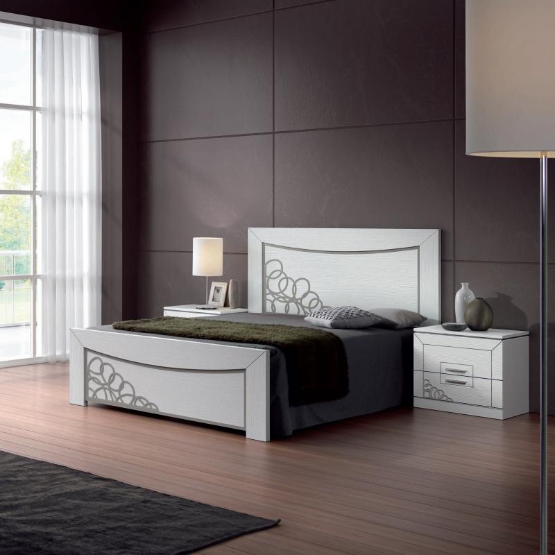 Dormitorio Carola - Dormitorio Carola, fabricado en melamina barnizada