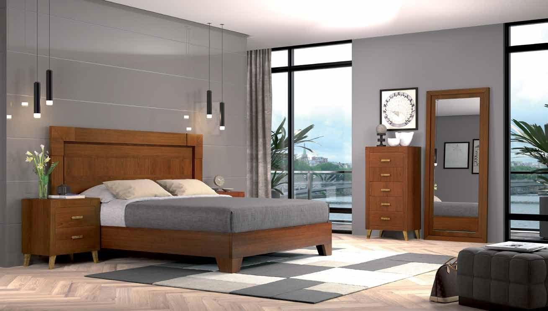 Dormitorio Dicle composición 4 - Dormitorio Dicle composición 4 , fabricado en melamina barnizada o lacada