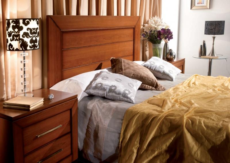Dormitorio Jazmin - Dormitorio Jazmin, fabricado en melamina barnizada