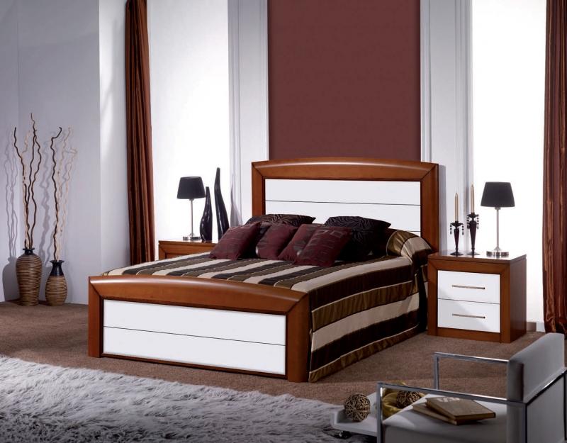 Dormitorio Sandalo - Dormitorio Sándalo, fabricado en melamina barnizada
