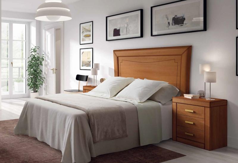 Dormitorio Siena - Dormitorio Siena, fabricado en melamina barnizada