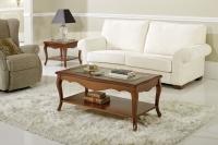 Mesa baja de estilo clásico - Mesa baja de diseño