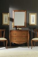Cómoda con espejo - Cómoda de diseño