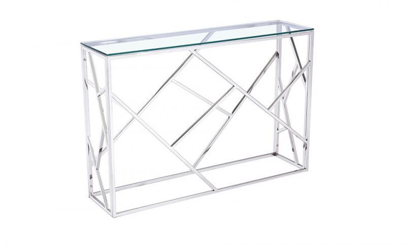 Consola de cristal CON-12