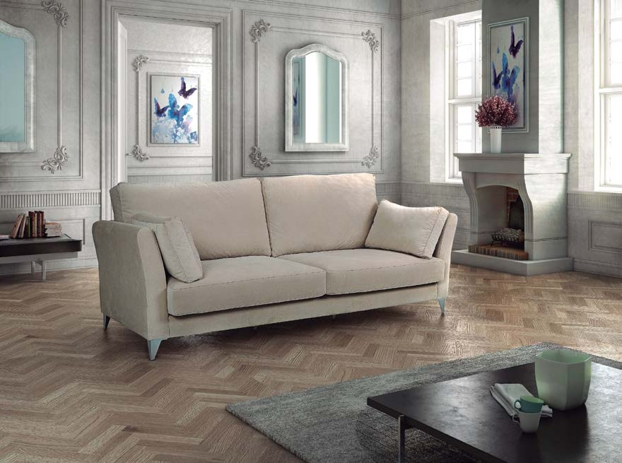 Sofá Arles - Sofá de diseño modelo Arles
