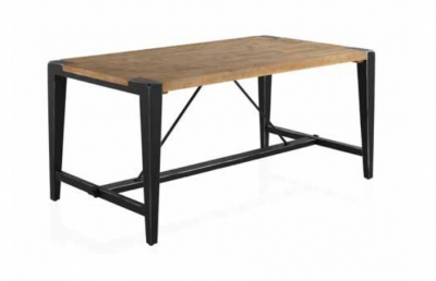 Mesa Rustik   - Mesa comedor Rustik en madera