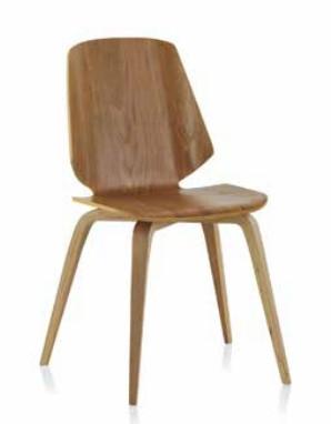 Silla Mad  - Silla Mad en madera